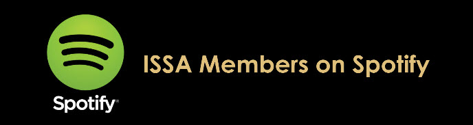 ISSA Webpage Spotify Header