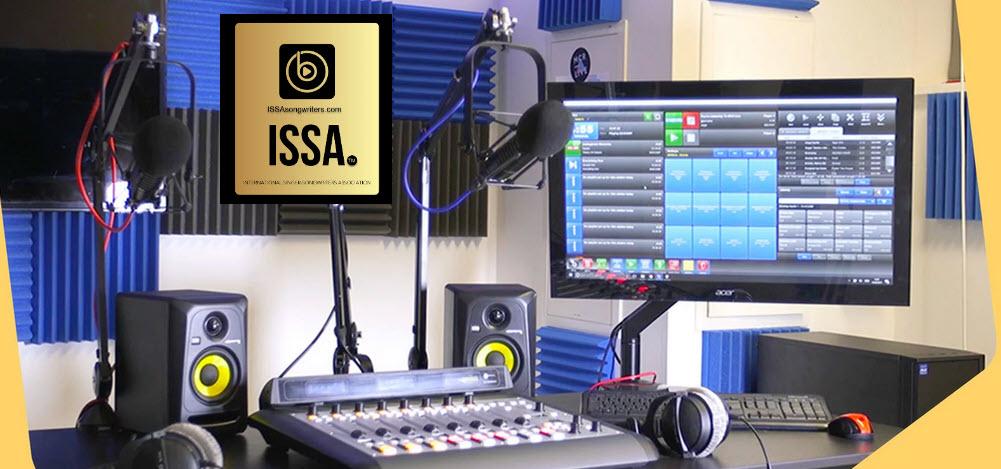 Radio Studio ISSA WebPic